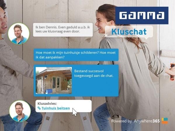 Gamma Kluschat (Dutch)
